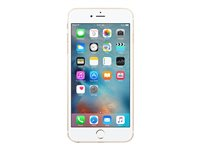 "Apple iPhone 6s Plus - Smartphone - 4G LTE Advanced - 32 Go - CDMA / GSM - 5.5"" - 1 920 x 1 080 pixels ( 401 ppi ) - Retina HD - 12 MP (caméra avant 5 MP) - or MN2X2ZD/A"