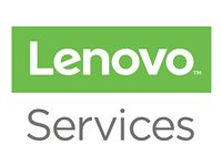 Lenovo Committed Service Essential Service + YourDrive YourData - contrat de maintenance prolongé - 3 années - sur site 5PS7A01937